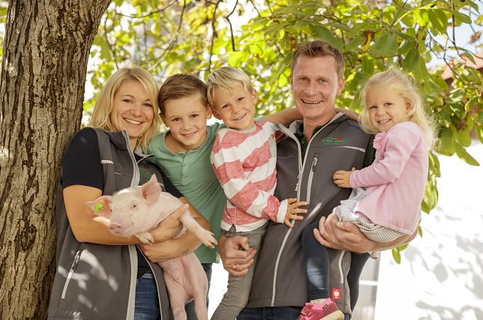 Neue Wege des Stallbaues in der Schweinemast!